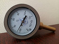 Термометр биметаллический ТБУ-63