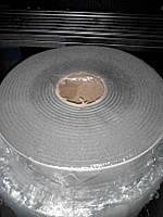 Уплотнитель шинорейки 10*5 мм (100 м.п. самоклеющаяся пенолента), фото 1