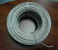 Плетенка медная  луженая  ПМЛ 6х10, фото 1