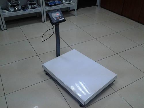 Весы напольные ВН-300-1-А (СИ) (платформа 600*800 мм)