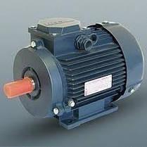 Электродвигатель АИР 80 MA2 1,5 кВт 3000 об/мин 4АМУ АД 5АМ 5АМХ 4АМН А 5А, фото 2