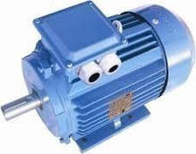 Электродвигатель АИР 80 MA2 1,5 кВт 3000 об/мин 4АМУ АД 5АМ 5АМХ 4АМН А 5А, фото 3