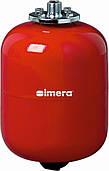 Мембранные баки вертикальные расширительные  для систем отопления IIGRE00R01DC1  R18  IMERA, ( Италия )