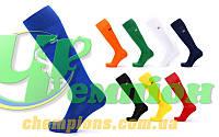 Гетры футбольные MIZUNO 95627 (х-б, PL, р-р 32-39, цвета в ассортименте)