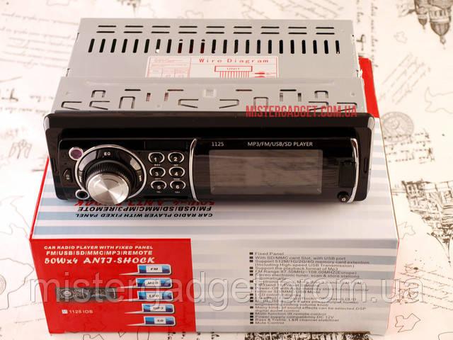 Купить автомагнитолу Pioneer 1125