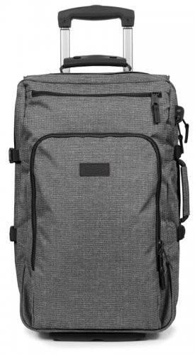 Современная сумка на колесах 40 л. Kaley S Eastpak EK25A08I серый