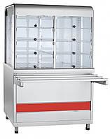 Прилавок-витрина тепловой ABAT ПВТ-70КМ