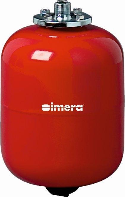 Мембранные баки вертикальные расширительные  для систем отопления IIIRE00R01DC1  R24  IMERA, ( Италия )