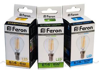 Cетодиодные лампы ФЕРОН
