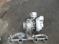 Турбина 1.9 bls bjb vw caddy 2004-10