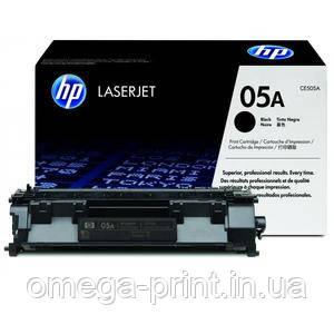 Картридж HP LJ P2055, (CE505A)