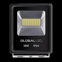 Светодиодный прожектор GLOBAL FLOOD LIGHT 30Вт Холодный белый 5000К