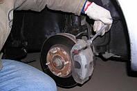 Замена задних тормозных дисков в Одессе