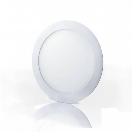 Светильник  LED-SR-120-6 6Вт 4200К круг накладной 120мм, фото 2
