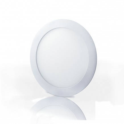 Светильник  LED-SR-120-6 6Вт 6400К круг накладной 120мм, фото 2