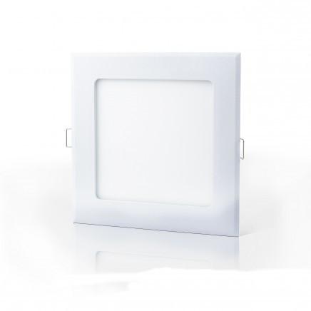 Светильник  LED-S-120-6 6Вт 6400К квадр. встр. 120*120мм