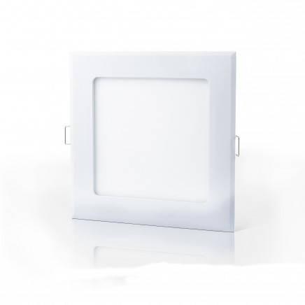 Светильник  LED-S-120-6 6Вт 6400К квадр. встр. 120*120мм, фото 2