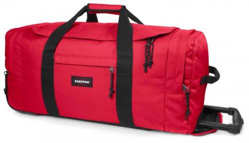 Неповторимая сумка на колесах 61 л. Leatherface M Eastpak EK13B53B красный