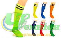Гетры футбольные мужские CO-3256 (носок х-б, нейлон, р-р 40-45 цвета в ассортименте)