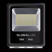Светодиодный прожектор GLOBAL FLOOD LIGHT 70Вт Холодный белый 5000К