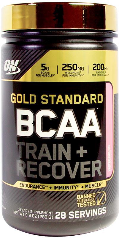 Аминокислоты BCAA Gold Standard (280 g) Optimum Nutrition
