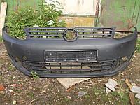 Бампер передний vw caddy 2004 -15 б.у