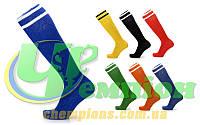 Гетры футбольные мужские CO-5607(х-б, нейлон, р-р 40-45 цвета в ассортименте), фото 1