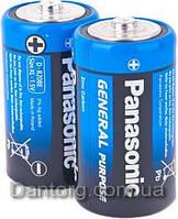 Батарейки Panasonic (Панасоник) R-20