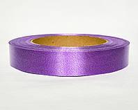 Лента флористическая фиолетовая (2см х 50м)