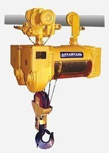 Тельфер складского хранения (электроталь, таль) Т10512 грузоподъемность 3,2т, подъем 6м