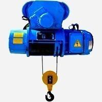 Тельфер  складского хранения (электроталь, таль) Т10832 грузоподъемность 10т, подъем 12м