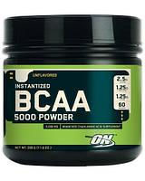 Эталон аминокислот BCAA 5000 powder (380 g, разные вкусы) Optimum Nutrition