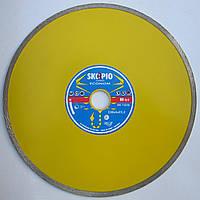 Алмазный диск, резать кварц, керамическую плитку, мрамор чистый рез без сколов! Skorpio 230x2,5/1,7x5,5x22,23
