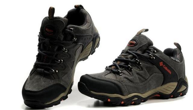 """Мужские кроссовки ботинки COLUMBIA BL3509 в наличии, серые. РАЗМЕР 37,5 - Интернет-магазин спортивной обуви и аксессуаров """"Headseller"""" в Днепре"""