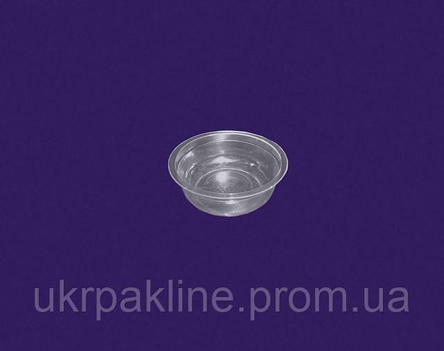 Контейнер круглой формы арт.903 с крышкой арт.905 РК