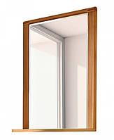 Зеркало в раме из массива дерева 014