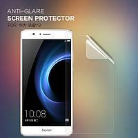 Защитная пленка Nillkin для Huawei Honor V8 матовая