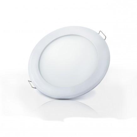 Светодиодный встраиваемый светильник LED-R-150-9 6400K (150mm) круг