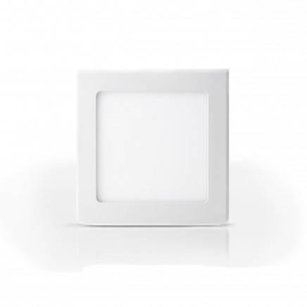 Светильник LED-SS-120-6 6Вт 6400К квадрат накладной 120мм, фото 2