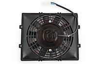 """Вентилятор радиатора   на максискутер Tornado 250 (4T CH250)   (в сборе с кожухом)   """"SCHOUSE"""""""