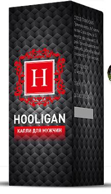 Hooligan (хуліган) - краплі для потенції. Ціна виробника. Фірмовий магазин.