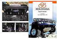 Защита двигателя  Jeep Wrangler Rubicon CRD 2008-V-2,8 D
