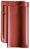 Керамическая черепица Creaton Harmonie 202 винно-красная ангоб рядовая