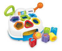 Музыкальный сортер, музыкальная игрушка-сортер Weina