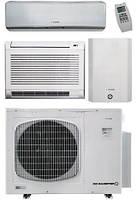 Тепловые насосы воздух-воздух NIBE