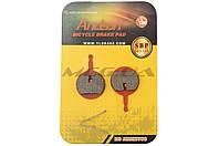 Колодки тормозные велосипедные (дисковые)   Avid Ball Bearing 5   (mod:SBP-1018)