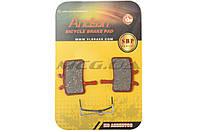 Колодки тормозные велосипедные (дисковые)   Avid Hydraulic Juicy 5 and 7, Ball Bearing 7   (mod:SBP-1019)