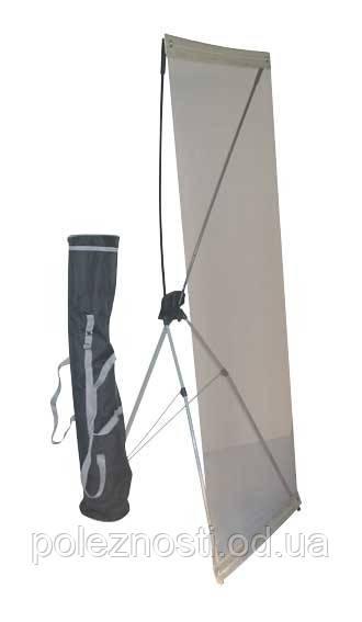 X-Баннер, CXB-С (0,8х1,8)