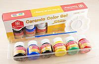 Краска по керамике Keep Smiling 25ml X 6 colors(товар при заказе от 500грн)