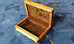 Шкатулка резная сувенирная, фото 4